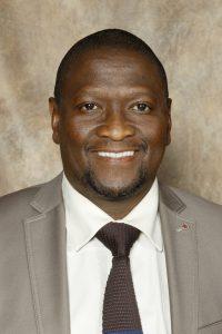 Chief Financial Officer Johnny Mokgatsii