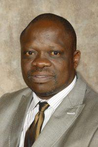Regional Manager Region 3 Mr Mangaliso Mashaine