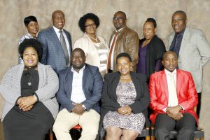 Govern Mbeki Executive Council 2016