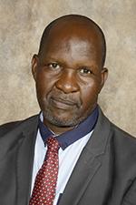 45. PR councillor Cllr JB Nkabinde