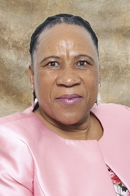 1. Cllr Yvonne Thandi Ngxonono, Executive Mayor