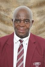 18. Cllr Buti Douglas Mahlangu, Ward 9 councillor