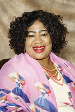8. Cllr Betty Bawinile Ndaba, MMC Corporate Service and Ward 22 councillor